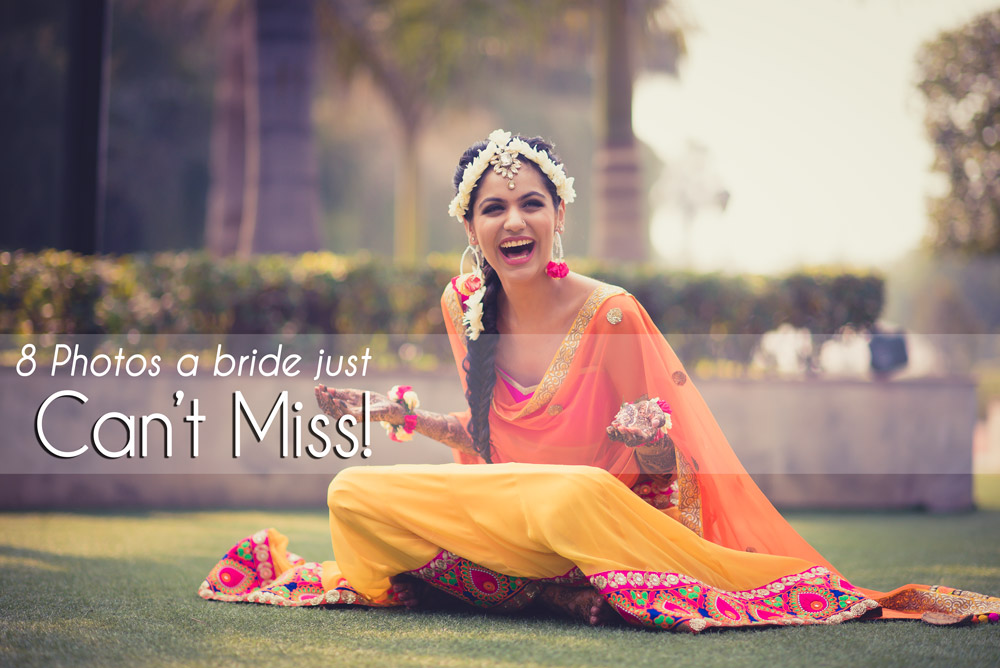 Arjun Kartha Photography | Photos an Indian Bride just can ...