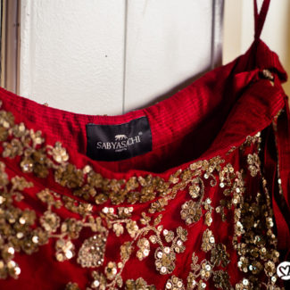 Sabyasachi bridal lehenga Indian wedding