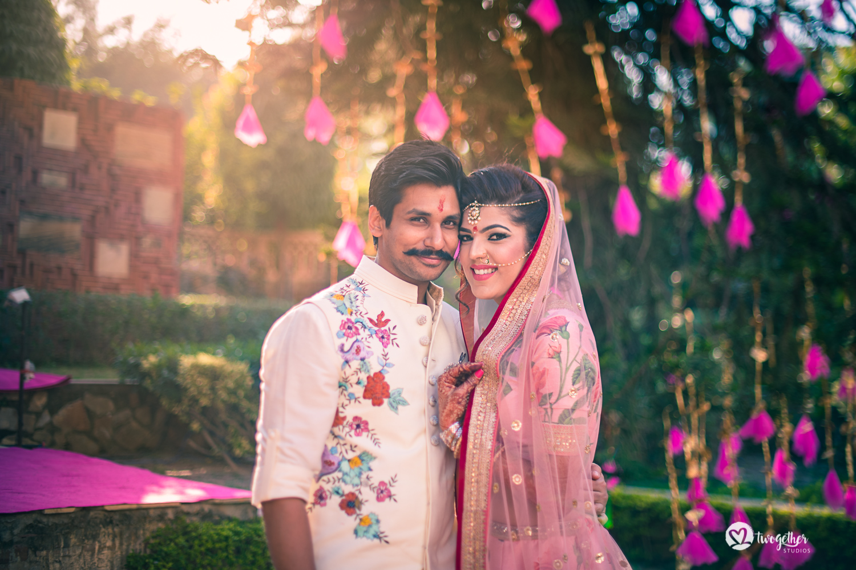 A Jaipur Destination Wedding Story | Apurva+Piyush - Twogether Studios