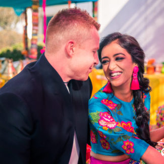 Wedding photography pre-wedding couple shoot Mussoorie