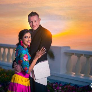 Wedding photography pre-wedding couple shoot Mussorie