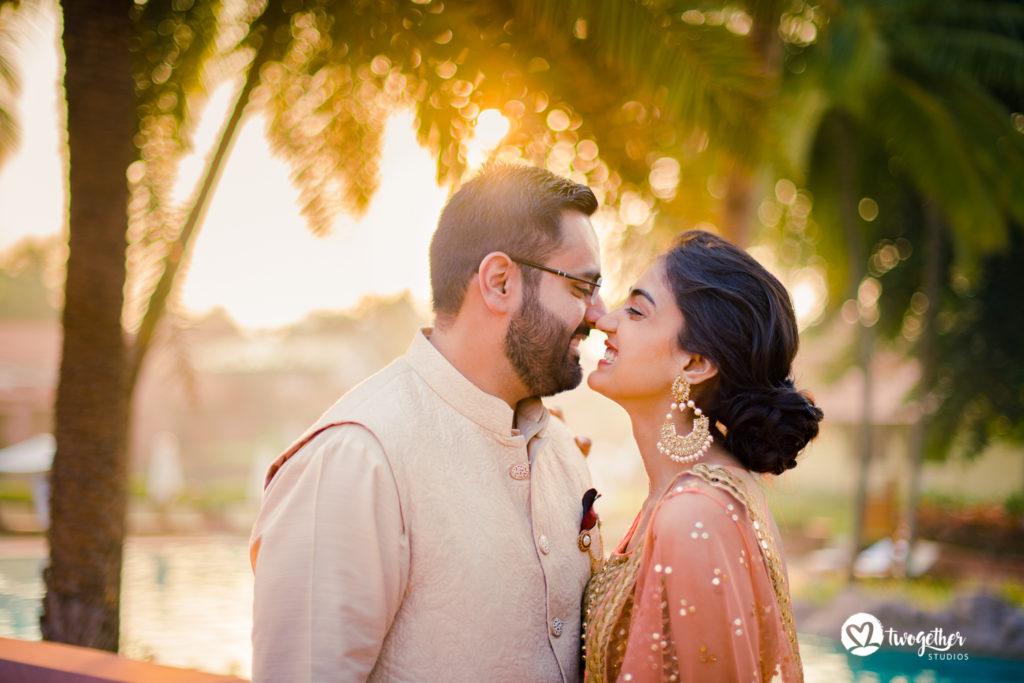 pre-wedding couple shoot wedding photography